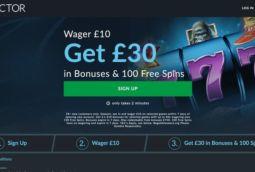 BetVictor Casino - Established Bonuses