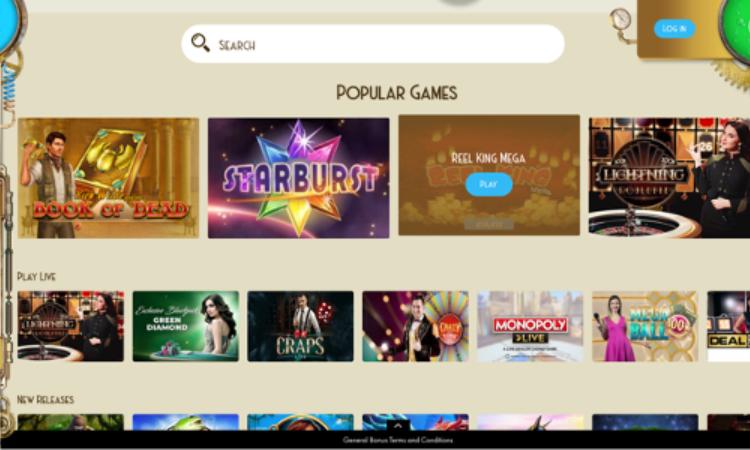 Casino Lab - 1300 Games